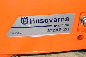 372XP-20 - на настоящих бензопилах Husqvarna так не пишут