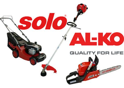 AL-KO покупает садовую технику Solo [фото: solo-germany.com]